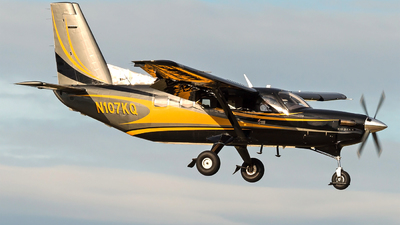 N107KQ - Quest Aircraft Kodiak 100 - Private