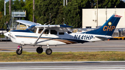 A picture of N441HP - Cessna T206H Turbo Stationair - [T20608240] - © Alex Crail