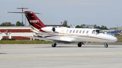 N866ST - Cessna 525 Citation CJ3 - Private
