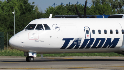 YR-ATM - ATR 72-212A(600) - Tarom - Romanian Air Transport