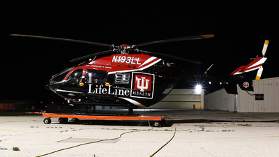 N193LL - Eurocopter EC 145 - Indiana University Health - Life Line