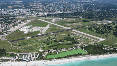 KVNC - Airport - Airport Overview