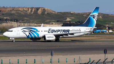 SU-GEE - Boeing 737-866 - EgyptAir