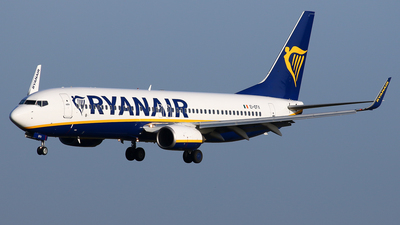A picture of EIEFX - Boeing 7378AS - Ryanair - © BaszB