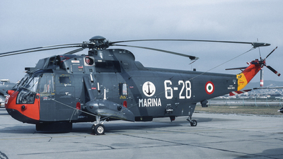 MM81113 - Sikorsky SH-3D Sea King - Italy - Navy