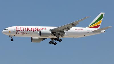 ET-AVQ  - Boeing 777-F60 - Ethiopian Cargo