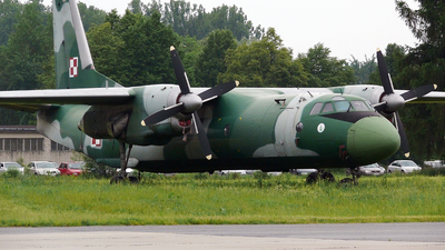 1402 - Antonov An-26B - Poland - Air Force