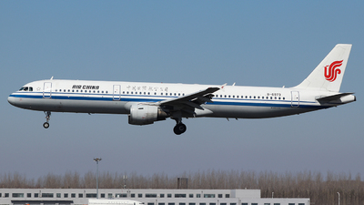 B-6973 - Airbus A321-213 - Air China