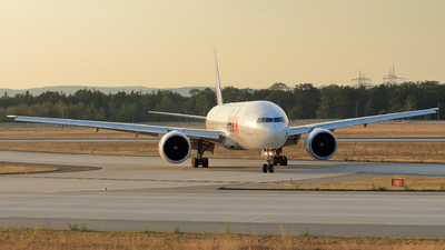 N889FD - Boeing 777-FS2 - FedEx