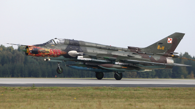 8919 - Sukhoi Su-22M4 Fitter K - Poland - Air Force