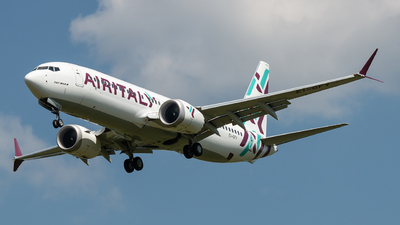 EI-GFY - Boeing 737-8 MAX - Air Italy