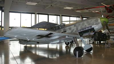 790 - Messerschmitt Bf 109E-3 - Germany - Air Force