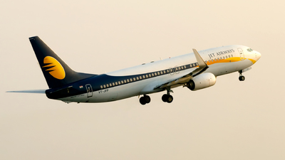 VT-JFP - Boeing 737-8AL - Jet Airways