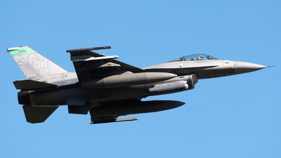 90-0701 - General Dynamics F-16CM Fighting Falcon - United States - US Air Force (USAF)
