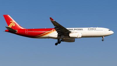 B-302E - Airbus A330-343 - Shenzhen Airlines