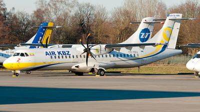 OY-YBU - ATR 72-212A(500) - Air KBZ