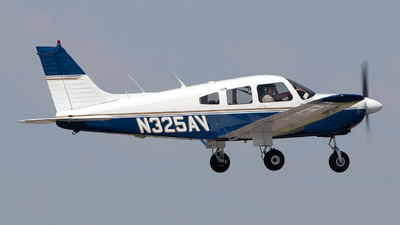 N325AV - Piper PA-28-181 Archer II - Private