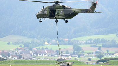 79-02 - NH Industries NH-90TTH - Germany - Army