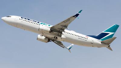 C-FKRF - Boeing 737-8CT - WestJet Airlines
