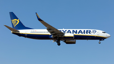 9H-QAK - Boeing 737-8AS - Ryanair (Malta Air)