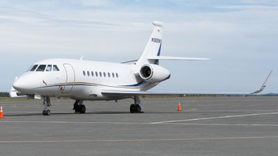N1908W - Dassault Falcon 2000EX - Private