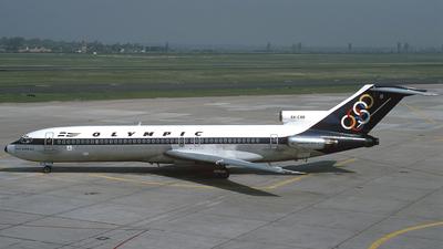 SX-CBB - Boeing 727-284 - Olympic Airways