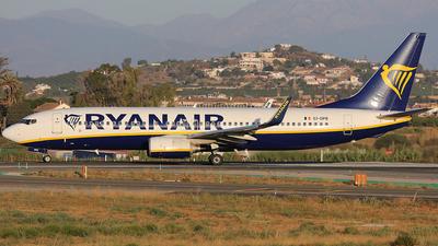 EI-DPB - Boeing 737-8AS - Ryanair