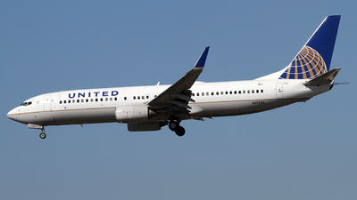 N11206 - Boeing 737-824 - United Airlines