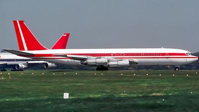 EL-AJU - Boeing 707-330B - Liberia World Airlines (LWA)