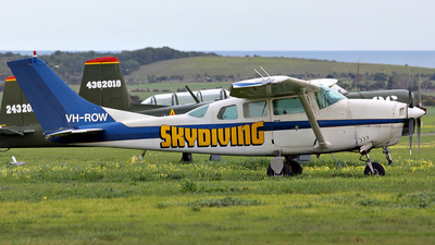 VH-ROW - Cessna P206B Super Skylane - Private