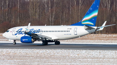 A picture of VPBIO - Boeing 7377CT - Yakutia Airlines - © KomradAlexey