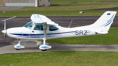 ZK-SRZ - TL Ultralight TL-3000 Sirius - Private