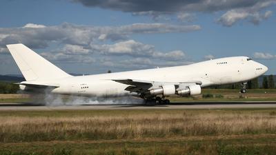 G-MKKA - Boeing 747-212F(SCD) - MK Airlines