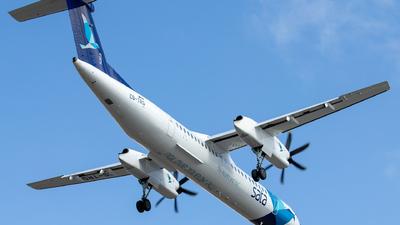 CS-TRG - Bombardier Dash 8-Q402 - SATA Air Açores