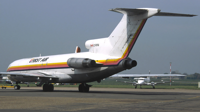 C-FIFA - Boeing 727-225(F) - First Air
