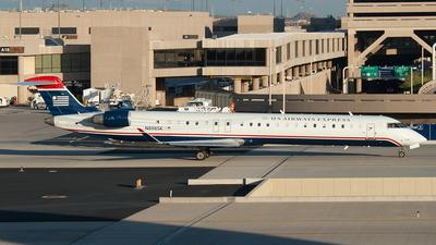 N898SK - Bombardier CRJ-900LR - US Airways Express (SkyWest Airlines)