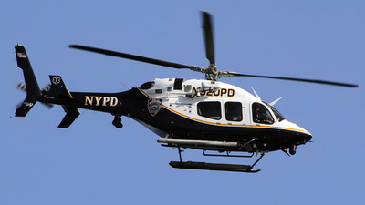 N920PD - Bell 429 Global Ranger - United States - New York City Police