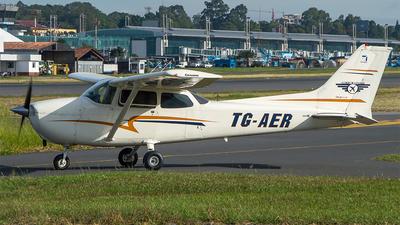 TG-AER - Cessna 172N Skyhawk - AeroTraining