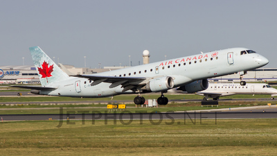 A picture of CFHJT - Embraer E190AR - [19000043] - © Akib Rubaiyat