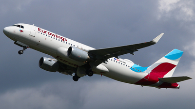 A picture of OEIQC - Airbus A320214 - Eurowings - © Andreas Fietz