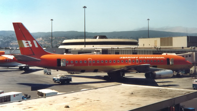 N1807 - Douglas DC-8-62(CF) - Braniff International Airways