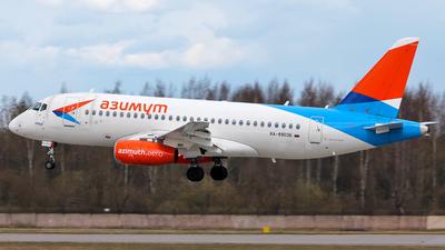 A picture of RA89036 - Sukhoi Superjet 10095LR - Azimuth - © Alexander Tarasenkov