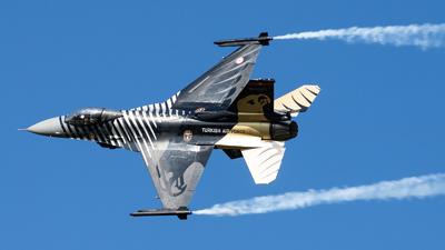 88-0029 - Lockheed Martin F-16C Fighting Falcon - Turkey - Air Force
