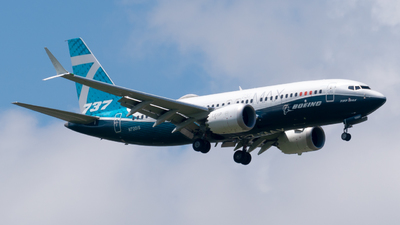 A picture of N7201S - Boeing 737 MAX 7 - Boeing - © Flying Shark
