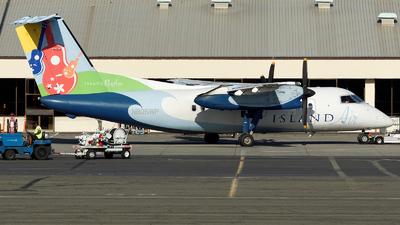 A picture of N805WP - De Havilland Canada Dash 8100 - [353] - © Radek Oneksiak