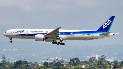 JA777A - Boeing 777-381ER - All Nippon Airways (ANA)