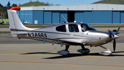 N389BS - Cirrus SR22T-GTS - Private