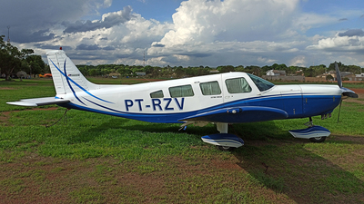 PT-RZV - Embraer EMB-720D Minuano - Private