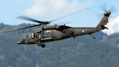 6M-BA - Sikorsky S-70A-42 Blackhawk - Austria - Air Force