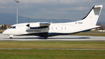 D-CDAX - Dornier Do-328-110 - Private Wings